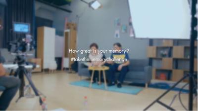 #接受记忆挑战