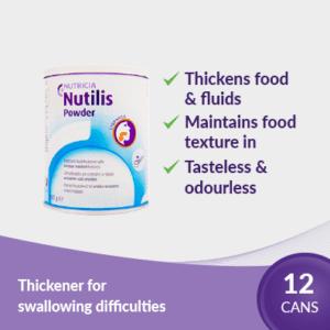 Nutilis Powder Cans
